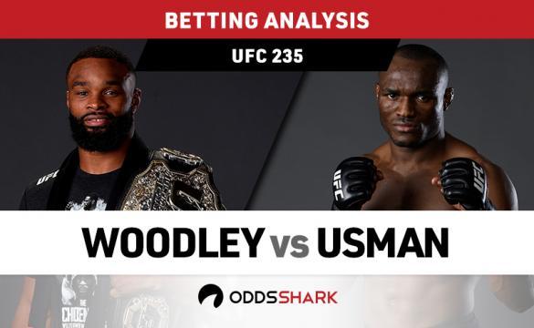 UFC 235: Tyron Woodley vs Kamaru Usman Odds