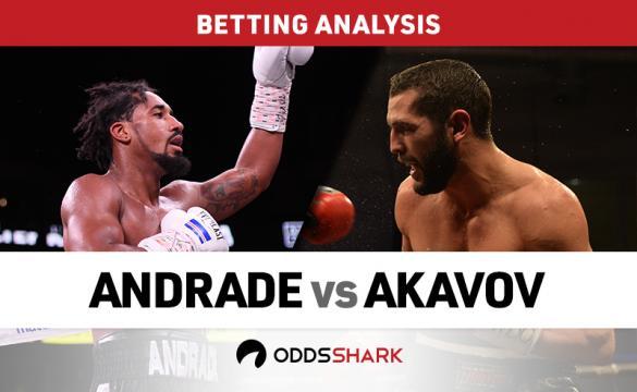 Demetrius Andrade vs Artur Akavov Betting Odds