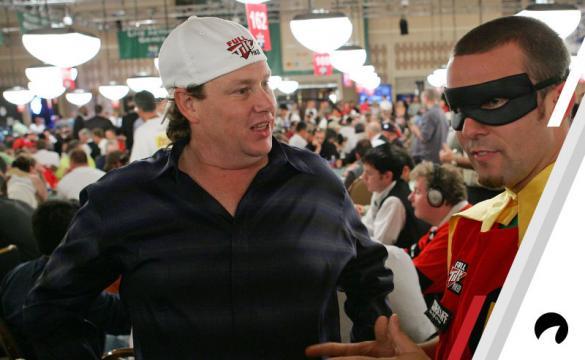 Gavin Smith (left)