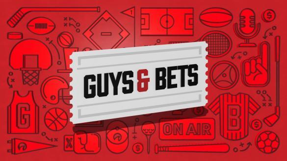 OddsShark Guys & Bets Jonny OddsShark Andrew Avery Kelly Stewart Gilles Gallant NFL Playoffs