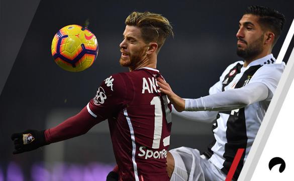 Emre Can Cristian Ansaldi Odds to Win 2018-19 Serie A soccer Italy