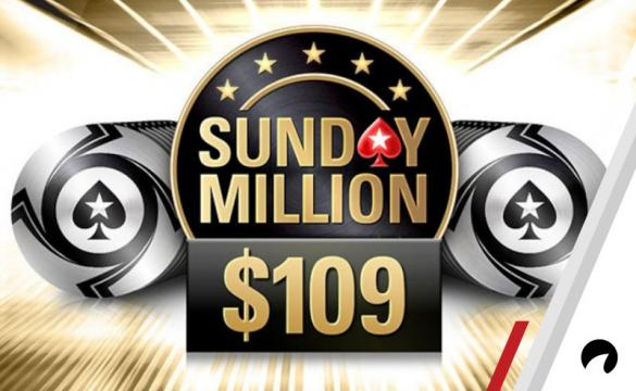 Sunday Million $109