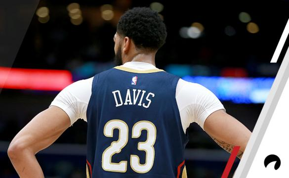 Anthony Davis Trade Betting Odds January 28, 2019