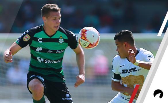 Julio Furch Tigres UANL vsSantos Laguna Betting Odds Preview Liga MX soccer Mexico