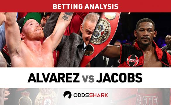 Alvarez vs Jacobs Betting Odds