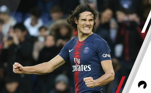 Edinson Cavani PSG Paris Saint-Germain Odds to win 2018-19 Ligue 1 title France soccer