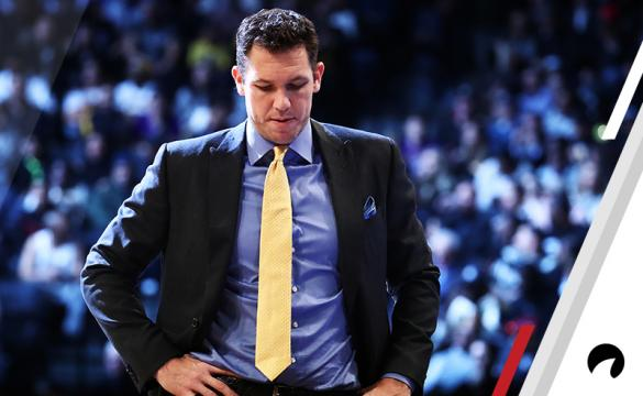 Luke Walton Betting Odds