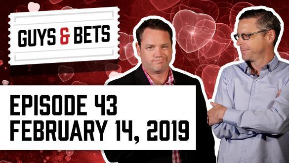 Guys & Bets OddsShark Jonny OddsShark Andrew Avery