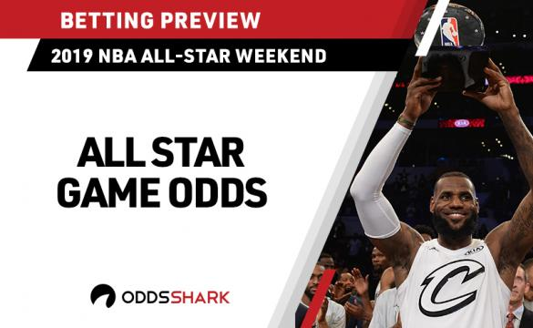 NBA All Star Game Betting Odds February 14