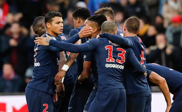 Previa para apostar en el Saint-Étienne Vs PSG de la Ligue 1 2018-19