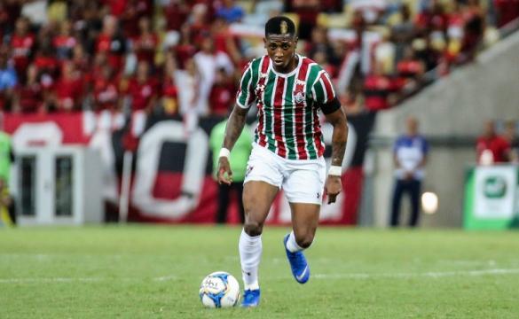 Yony González do Fluminense