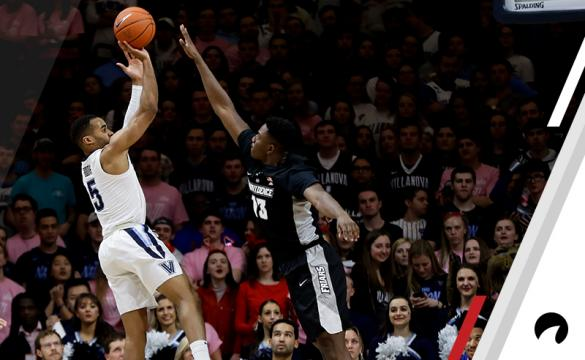 Villanova vs St. John's Betting Odds