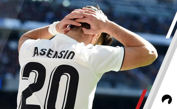 Marco Asensio Real Madrid Odds to Win 2018-19 La Liga title Spain soccer