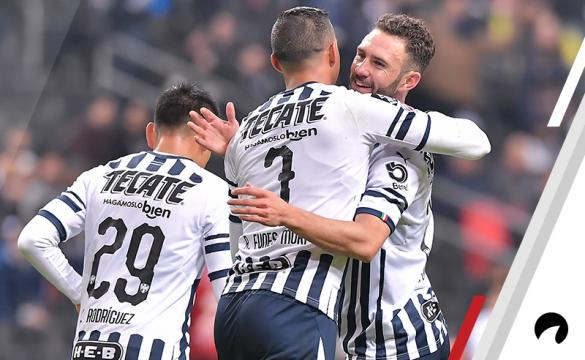 Miguel Layun Monterrey Odds to win 2018-19 Liga MX Clausura Mexico soccer