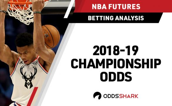 0c34e894aea Odds to Win the 2019 NBA Championship