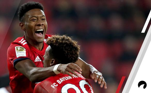 David Alaba Bayern Munich vs Hertha Berlin Betting Odds Preview Bundesliga soccer Germany