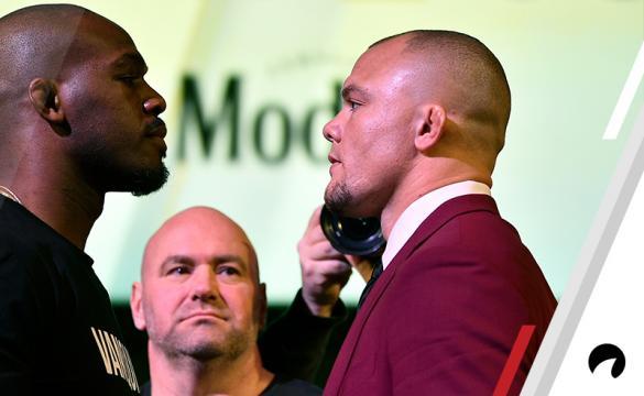 Ayuda para apostar y pronósticos para el UFC 235: Jones Vs Smith