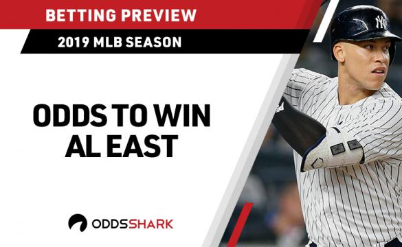 AL East Betting Odds March 4, 2019
