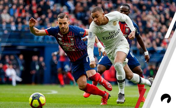 Kylian Mbappe PSG Paris Saint-Germain Odds to win 2018-19 Ligue 1 title France soccer