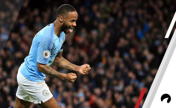 Raheem Sterling Manchester City Premier League Odds