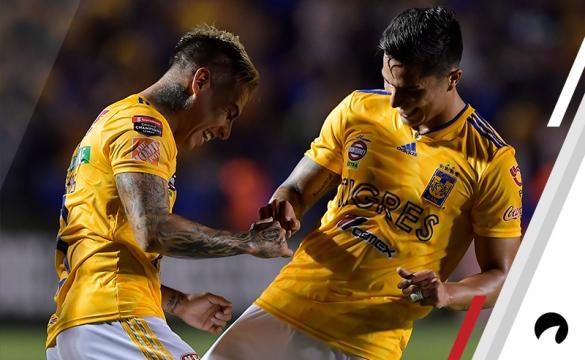 1502087e1 Eduardo Vargas Tigres UANL Odds to Win 2019 Liga MX Clausura soccer Mexico  · Liga MX