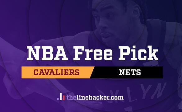 NBA Free Pick Linebacker Cleveland Cavaliers vs Brooklyn Nets
