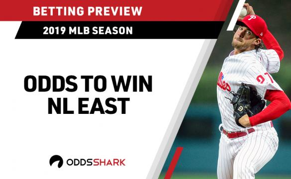 NL East Betting Odds March 7, 2019
