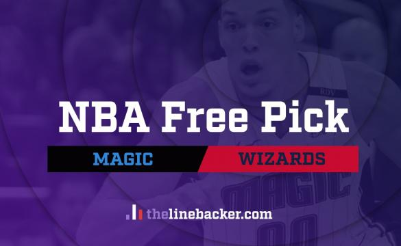 NBA Free Pick Linebacker Orlando Magic at Washington Wizards