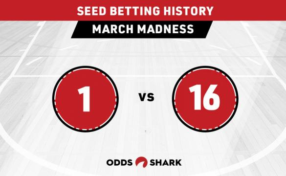 March Madness 1 vs 16 History