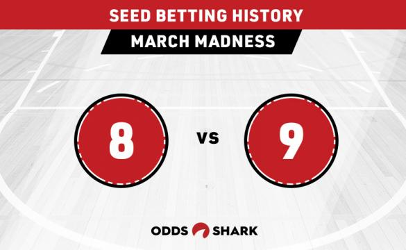 8 vs 9 March Madness Seed Betting History