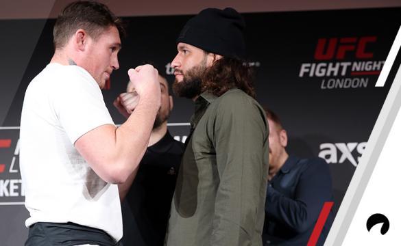 UFC Fight Night London: Till vs Masvidal Odds
