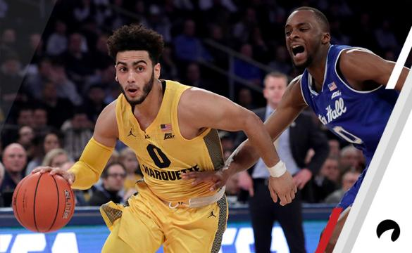 Markus Howard Murray State vs Marquette Betting Odds Preview NCAA Tournament March Madness