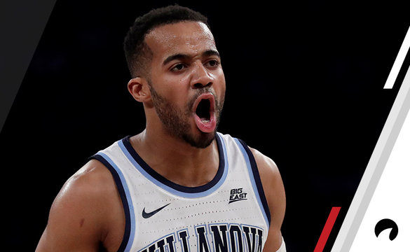 Phil Booth SaintMary's vs Villanova Betting Odds Preview NCAA Tournament March Madness