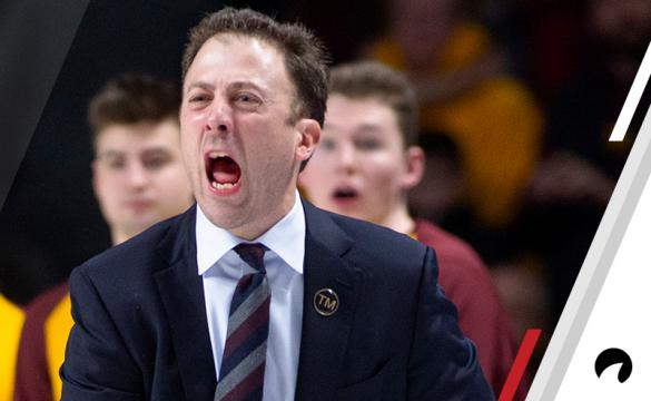 Richard Pitino Minnesota vs Louisville Betting Odds Preview NCAA Tournament March Madness