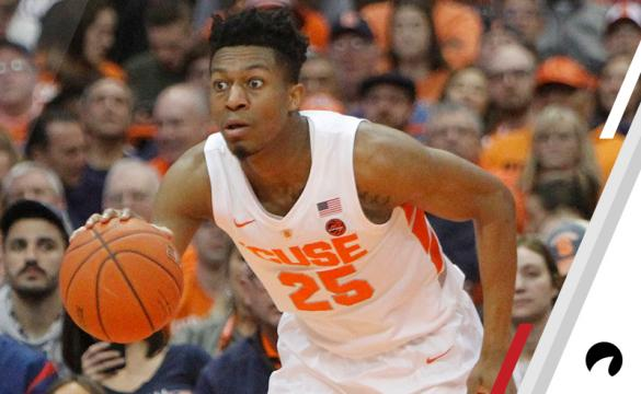 Tyus Battle Baylor vsSyracuse Betting Odds Preview NCAA Tournament March Madness