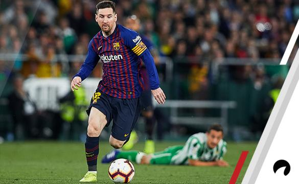 Lionel Messi Barcelona Odds to Win 2018-19 La Liga title Spain soccer