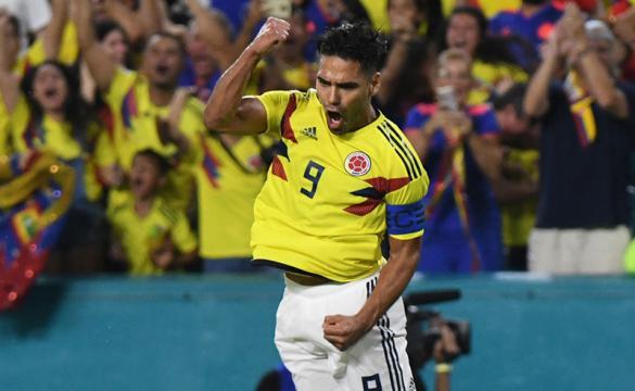 Previa para apostar en el amistoso Japón Vs Colombia