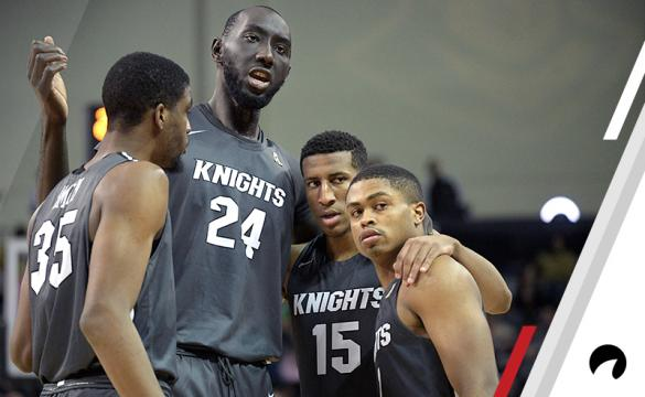 Tacko Fall UCF vsVCU Betting Odds Preview NCAA Tournament March Madness