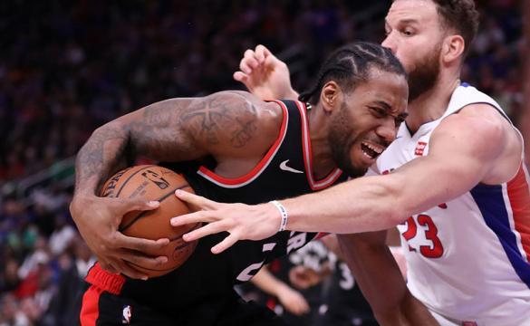 Previa para apostar en el Thunder Vs Raptors de la NBA 2018-19