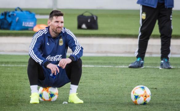 Previa para apostar en el amistoso Argentina Vs Venezuela