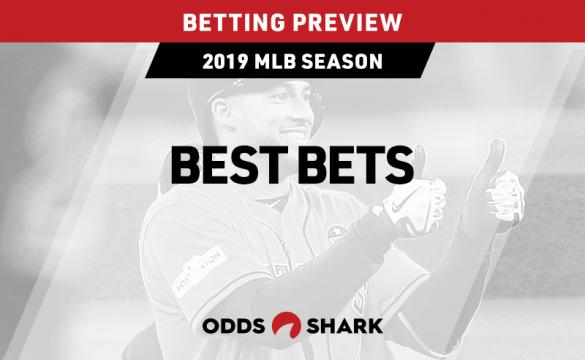 2019 best bets mlb