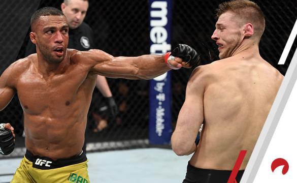 UFC Fight Night Philadelphia: Betting Odds and Pick