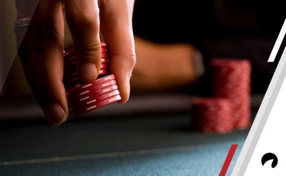 Betting pays in poker.