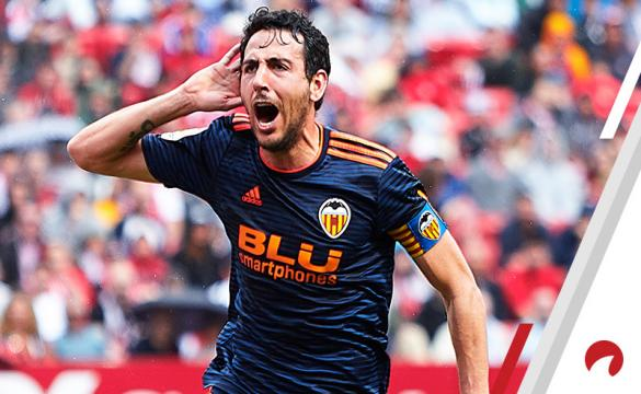Daniel Parejo Valencia Europa League Quarterfinals