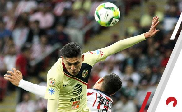 Edson Alvarez Club America Odds to Win 2019 Liga MX Clausura soccer Mexico