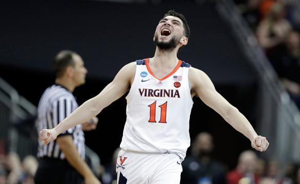 Previa para apostar en el Auburn Vs Virginia de la NCAAB
