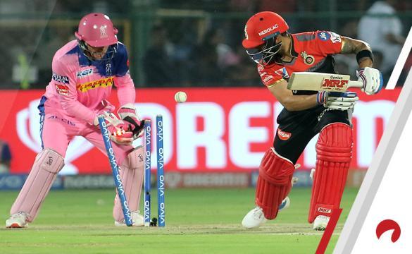 IPL Indian Premier League Virat Kohli Royal Challengers Bangalore Rajasthan Royals