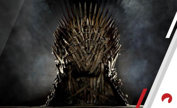 The iron throne from 'Game of Thrones.' Keep an eye on the best betting props available in the 'Game of Thrones' Ultimate Props Page.