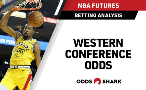 NBA Western Conference Betting Odds April 11, 2019