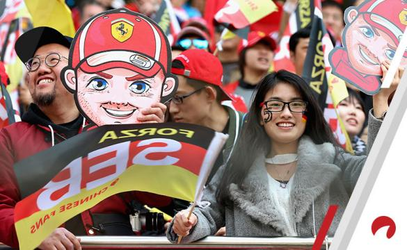 2019 Chinese Grand Prix Bets